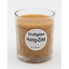 Duftglas Honig-Zimt
