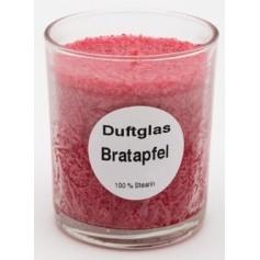 Duftglas Bratapfel